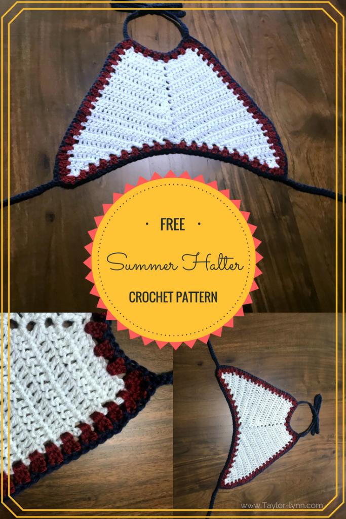 summer halter top, crochet, crochet halter top, crochet top, crochet halter, hatler top, festival top, festival, crochet festival, festival crochet top