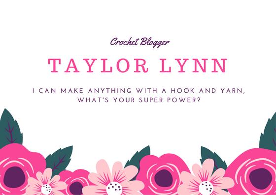 about me, crochet