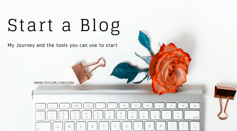 start a blog, starting a blog, blog, blogging