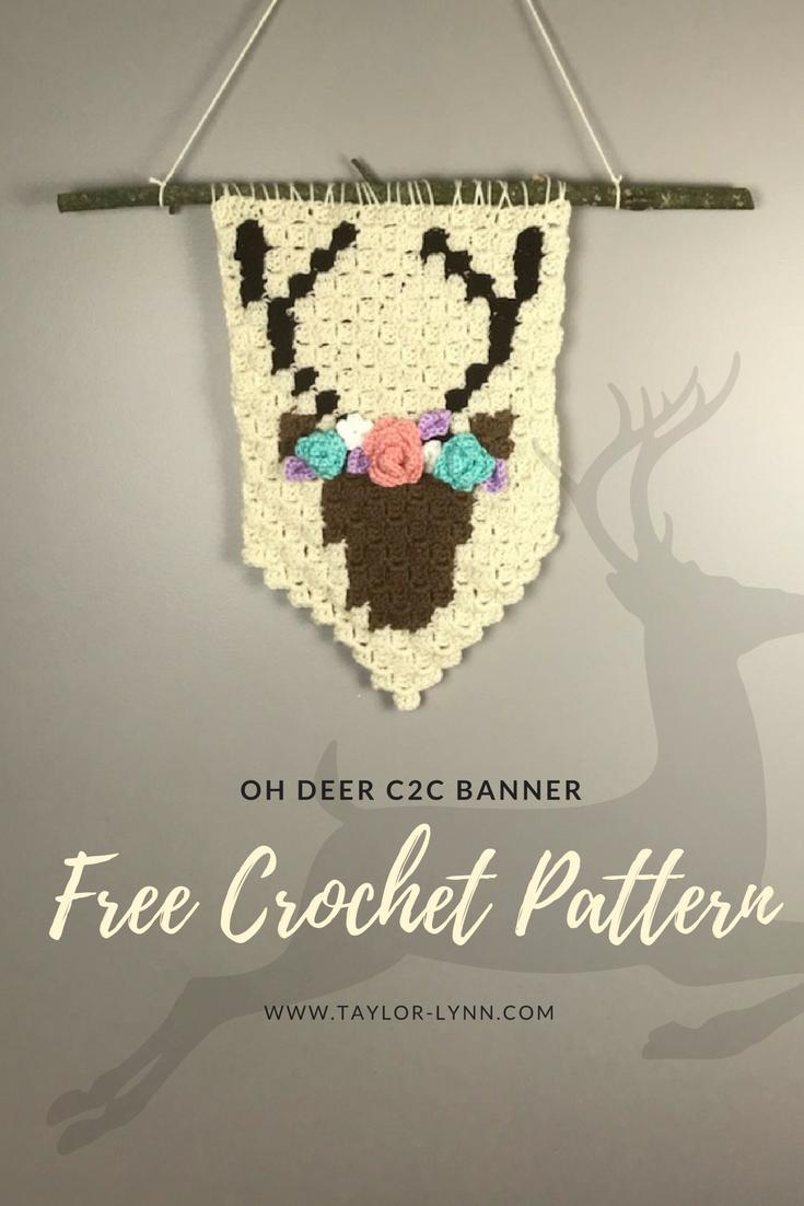C2c Deer Banner