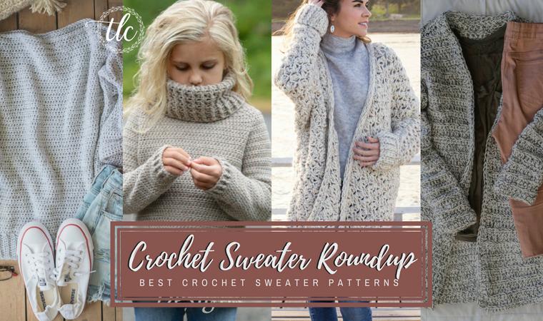 Crochet Cardigan Pattern Archives Taylor Lynn