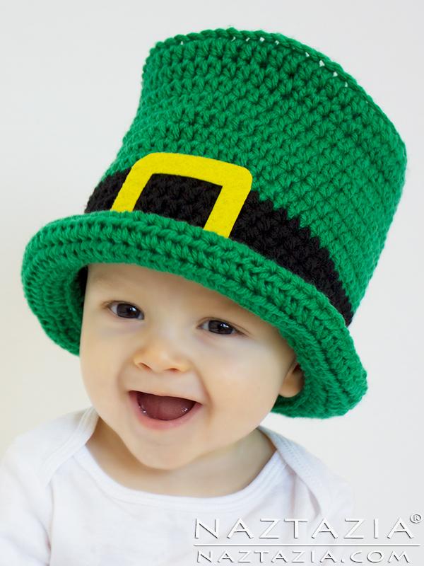 St. Patrick d Day Crochet Roundup - 6f82cbba1f0
