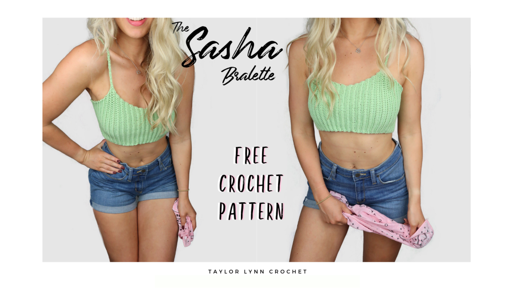 free crochet pattern, crochet pattern, crochet top pattern, crochet bralete pattern, crochet bralette pattern, crochet bralette, crochet top, crochet tank, crochet top, crochet tank top, taylor lynn crochet, summer crochet, summer crochet pattern, cotton crochet pattern