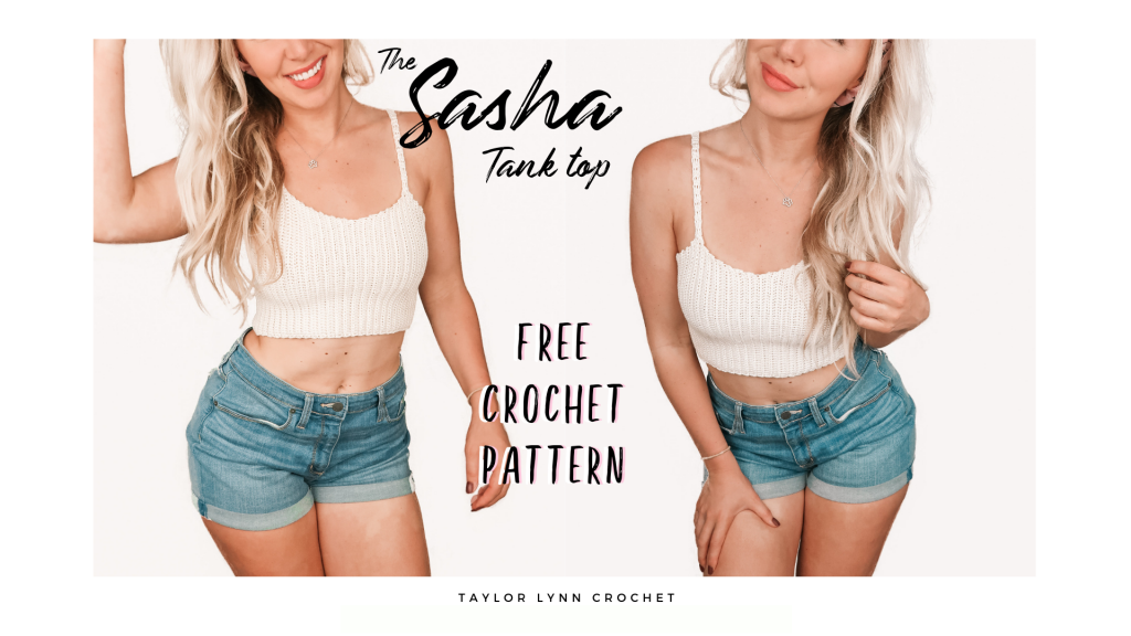 Crochet pattern, crochet tank top, crochet tank pattern, crochet tank top pattern, crochet top, crochet top pattern, crochet bralette, crochet bralette pattern, easy crochet top, easy crochet pattern, crochet top for beginners, beginner crochet pattern, beginner crochet top