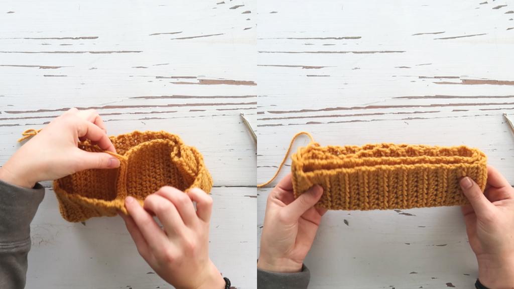 beanie, knit beanie, knit hat, knit hat tutorial, knit hat pattern, crochet, crochet pattern, crochet hat pattern, crochet beanie, crochet toque, double brim crochet, double brim beanie, crochet tutorial, magnolia beanie, magnolia toque
