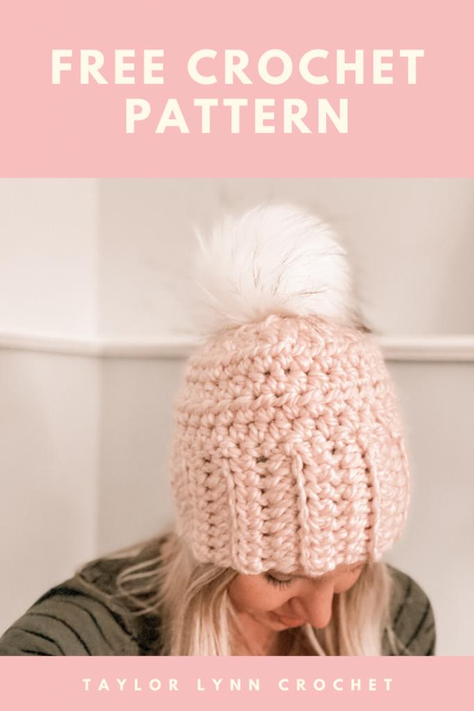 beanie, knit beanie, knit hat, knit hat tutorial, knit hat pattern, crochet, crochet pattern, crochet hat pattern, crochet beanie, crochet toque, double brim crochet, double brim beanie, crochet tutorial, ash beanie, ash toque